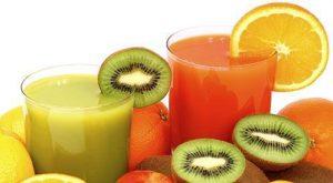 طريقة عمل عصير الفواكه