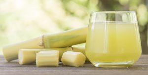 طريقة عمل عصير قصب السكر الطبيعي
