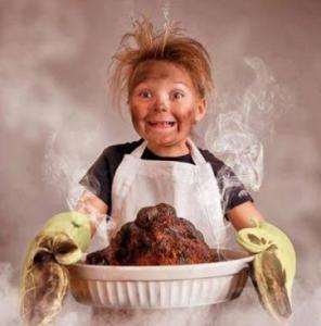 ازالة رائحة الحريق من الطعام