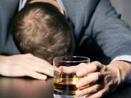 شرب الكحول