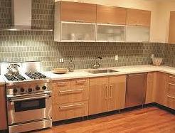 افضل مكان للفرن والمجلى في المطبخ