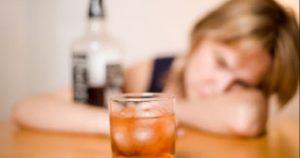 ماذا يحدث عند شرب الخمر لاول مرة