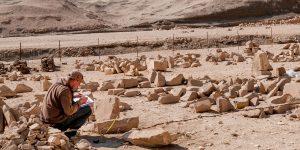 علامات وجود اثار فرعونية تحت الارض