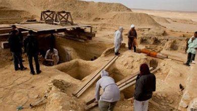 Photo of مقابر فرعونية فى الصعيد