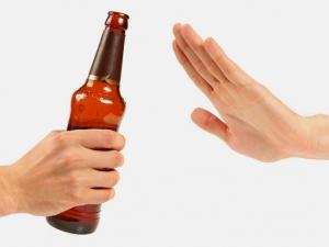 وصفة للاقلاع عن شرب الخمر