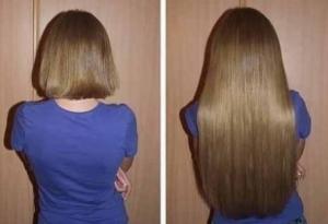 ادوية لتطويل الشعر بسرعة
