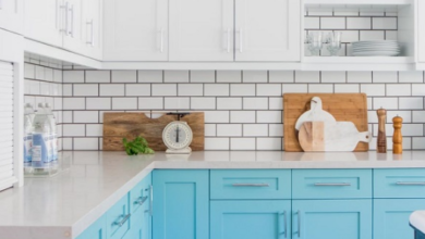 Photo of طريقة تنظيف المطبخ وترتيبه بالصور