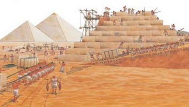 Photo of كيف بنيت الاهرامات