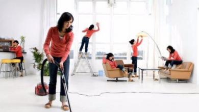 Photo of تنظيف المنزل