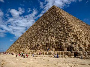 اعلى هرم بناه المصريون