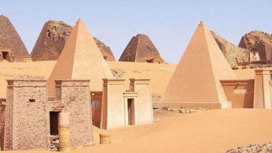Photo of قصة بناء الاهرامات