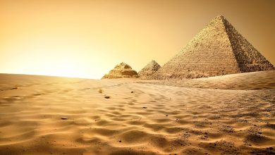 Photo of كيفية بناء الاهرامات من قبل المصريين القدماء