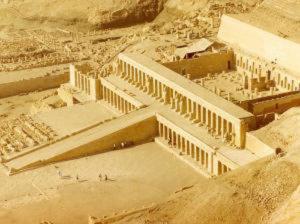 معبد الدير البحرى