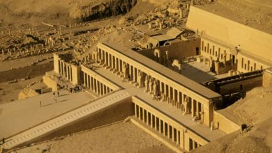 Photo of معبد الدير البحرى