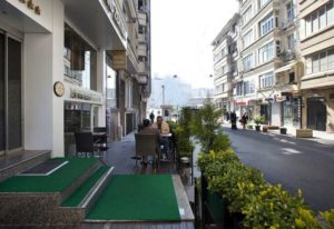 فنادق تقسيم تركيا