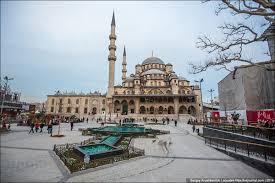 رحلة سياحية الى تركيا