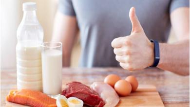 Photo of برنامج غذائي لزيادة الوزن