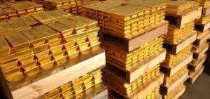 سعر الاوقية يرتفع 10 دراهم في سوق الذهب في الامارات المتحدة
