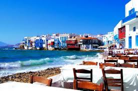 رحلتي الى اليونان