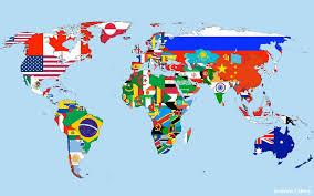 مفاتيح دول العالم بالترتيب