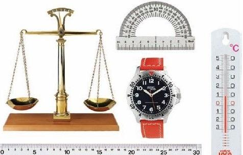 القياسات الفيزيائية