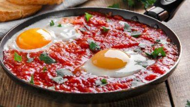 Photo of وصفات بيض للفطور