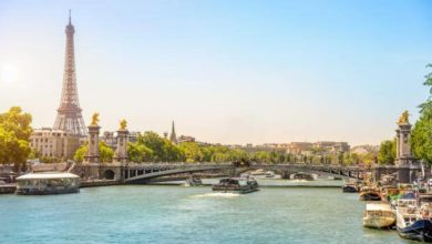 Photo of اين تقع باريس