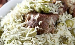 صور طريقة عمل الفول الاخضر بالارز