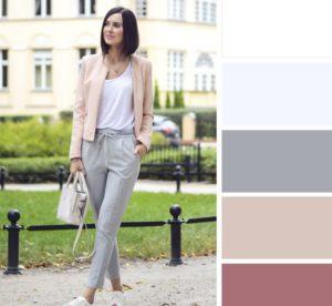 الالوان المناسبه مع اللون الرمادي في الملابس ابجديه Abjadih