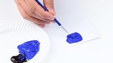 Photo of تركيب اللون الازرق