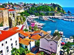 Photo of مدينة انطاليا في تركيا