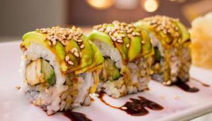 افضل مطعم سوشي بالرياض