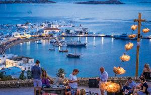 السياحة في اليونان المسافرون العرب