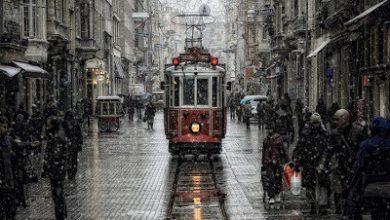 Photo of شارع تقسيم في اسطنبول