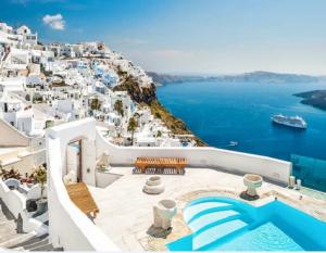 تكلفة السفر الى اليونان لشخصين