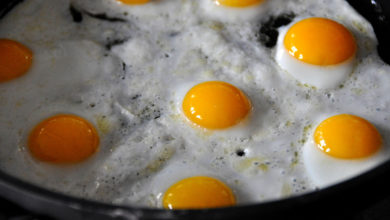 Photo of البيض المقلي