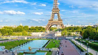 Photo of برج مشهور بباريس