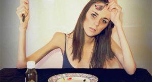 مرض فقدان الشهية العصبي anorexia nervosa
