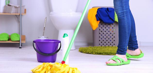 بالخطوات تعرف على كيفية مسح البيت بالخل وتنظيفه