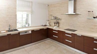 Photo of تنظيف سيراميك المطبخ