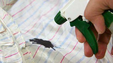 Photo of كيفية ازالة البقع من الملابس الملونة