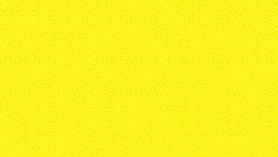 Photo of اللون الاصفر يدل على