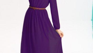 Photo of تنسيق اللون البنفسجي في الملابس