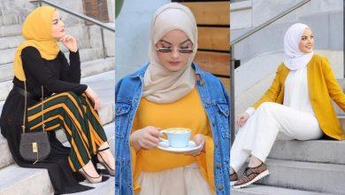 Photo of اللون الاصفر في الملابس