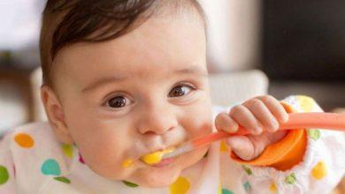 Photo of وجبات الطفل في الشهر الثامن