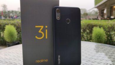 Photo of Realme 3i