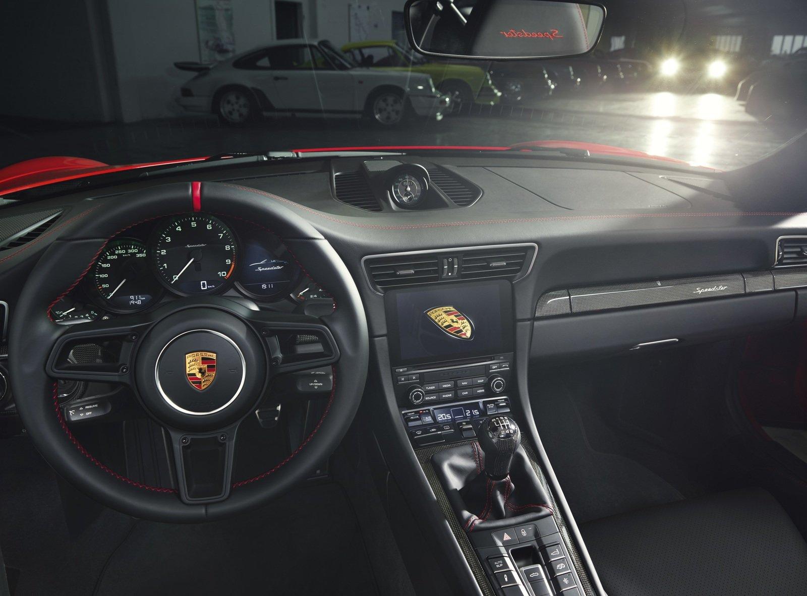 بورش 911 سبيدستر 2020