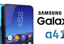 Photo of Samsung A41